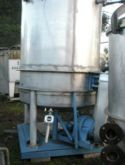 Tank, 800 Gallon, 316 S/st, 5'