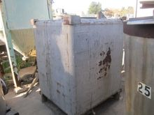 Used Tank, 350 Gallo