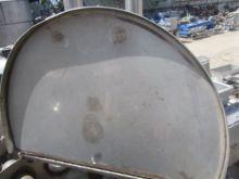 Tank, 100 Gallon, S/st, HT/DB,