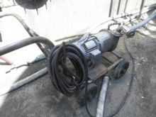 Pump, Centrif., 5 HP, S/st, Val