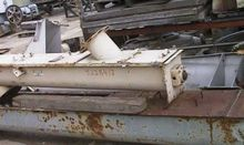 "Conveyor, Screw, 10"" X 8', C/st"