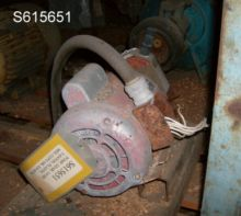 Pump, Gear, 1/4 HP, Plastic, Va