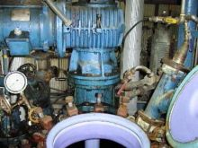 Reactor, 600 Gallon, G/L, 100 P