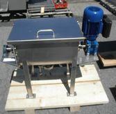 Mixer, Ribbon, 1 CF, 304 S/st,