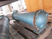 Heat Exchanger, Shell & Tube, 5