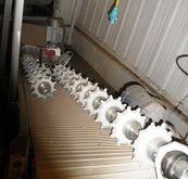 """Conveyor, Belt, 20"""" X 7', S/st,"""
