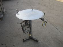 "Table, Turntable, 24"" Dia, Mdl"
