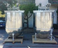 Kettle, 750 Gallon, S/St, Jkt,