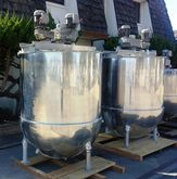 Kettle, 750 Gallon, S/St, Jkt,