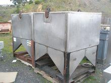 Used Bin, 40 CF, S/s