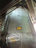 Reactor, 7,000 Gallon, 316L S/s