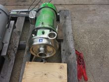 "Pump, Centrif., 5 HP, 2-1/4"" In"