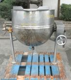 Kettle, 60 Gallon, S/st, Jkt, G