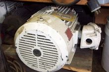 Used Motor, 20 HP, R