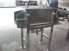 Mixer, Ribbon, 2.5 CF, 304 S/st