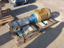 Pump, Multistage, Goulds, 60 HP