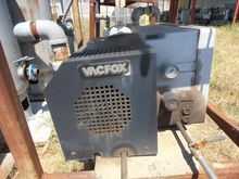 Pump, Vacuum, 10 HP, Rietschle,