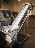 "Conveyor, Belt, 15"" x 8', S/st,"
