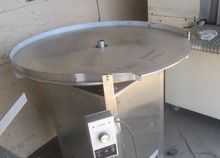 "Table, Accumulation, 36"", S/st,"