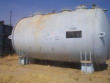Used Tank, 12,000 Ga