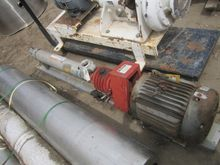 Used 25 HP Pump, Cen