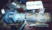 3196 Pump, Centrif., 5 HP, S/st
