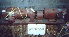 Used P200/D8A Pump,