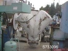 PK Dryer, Vacuum, V-Type, 20 CF