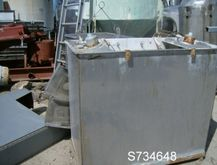 Used Tank, 125 Gallo