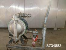"""Pump, Diaphragm, 1.5"""", S/st"""