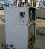 Dust Collector, Baghouse, 3 HP,