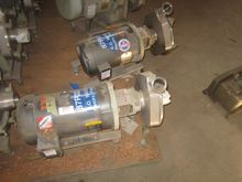 Used (2) Pump, Centr