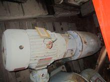 Used Motor, 10 HP, R