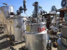 Reactor, 150 Gallon, 304 S/st,