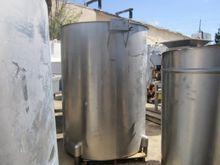 Used Chem Tek Tank,