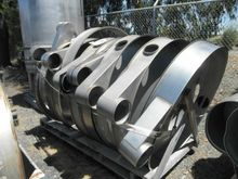 """Sweco Screen, 60"""", Parts, S/st,"""