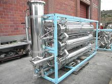 Evaporator, Multiple Effect, Wa