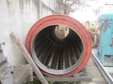 Dryer, Rotary, 5' x 11'8, S/st,