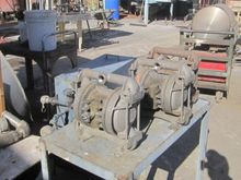 "Used 1"" Pump, Diaphr"