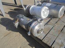 60H2 Pump, Centrif., 7-1/2 HP,