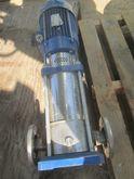 SV804F496T Pump, 4 KW, S/st, Lo