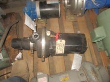 A86B Pump, PVC, Centurion, Mdl,