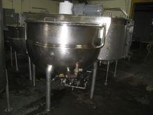 John Lentz Kettle, 350 Gallon,