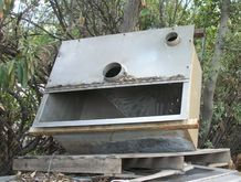 Used Hopper, 30 CF,