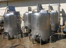 Used Tank, 300 Gallo