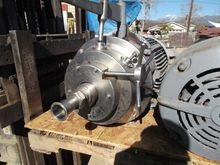 "Mill, Stone, S/st, 25 HP, 2"" In"