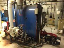 Boiler, 60 HP, Hurst, Steam, 2,