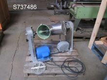 Used Mixer, V-Type,