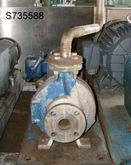 Pump, Centrif., 1.5 HP, Alloy D