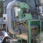 Dryer, Fluid Bed, 1 Mtr Dia, S/